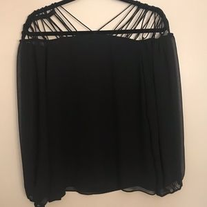 Express Tops - NWOT Express Off The Shoulder Top